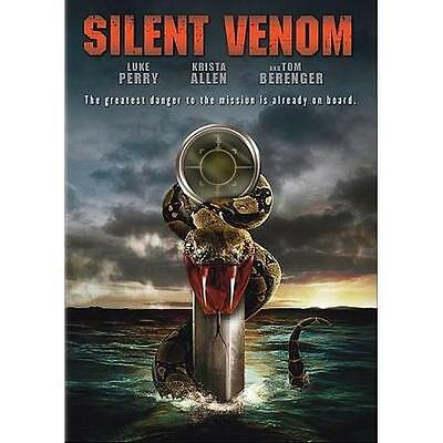 Silent Venom (DVD, 2009) Luke Perry!