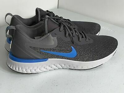 8052f0b48479 Nike Odyssey React Sneakers Charcoal Gray Blue A09819 008 Sz Nib Men 11.5  Mens