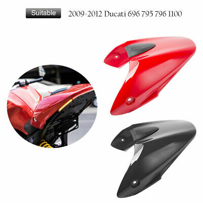 Rear Tail Cowl Cover Fairing Seat Cover for Ducati Monster 796 795 696 1100  S