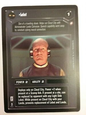 Star Wars CCG Special Edition Uncommon /& Fixed Cards Dark Side