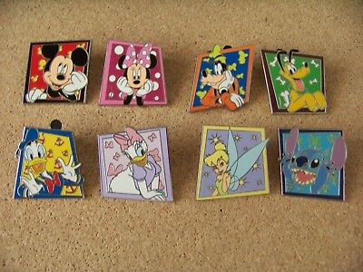 Disney Pin Trading Minnie Mouse Lock Limited Release 2013 Disney Parks 23