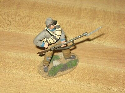 Britains Civil War 31029 Confederate Infantry Standing Priming