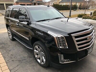 2019 Cadillac Escalade Luxury 2019 Cadillac Escalade Luxury - Like New  Extra Clean