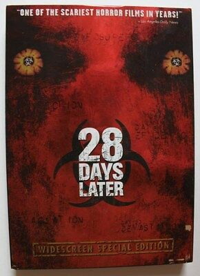 28 Days Later DVD 2003 Widescreen     READ LISTING RULES