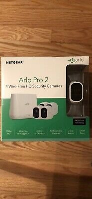 NETGEAR ARLO PRO 2 VMS4430P-100NAS HD 1080p Wireless Security Camera System  4