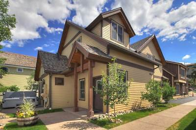 6 Nights: Breckenridge Townhouse by RedAwning ~ RA76148