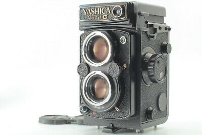 【Excellent+++】Yashica Mat 124 G Mat-124 6x6 TLR Medium Format From Japan 614