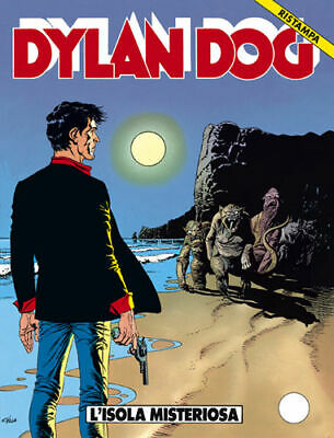 DYLAN DOG 1 RISTAMPA N.23 - L'isola misteriosa