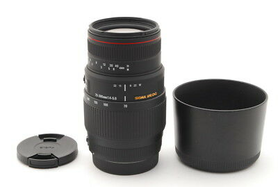 Sigma AF 70-300mm f/4-5.6 APO DG MACRO Lens for Canon EF from Japan (2569)