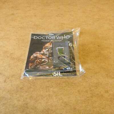 Bbc Doctor Who Figurine Collection Issue 146 Sil Model Figure Sil Character New