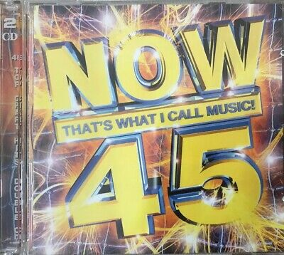 Various Artists : Now Thats What I Call Music! Volume 45 CD