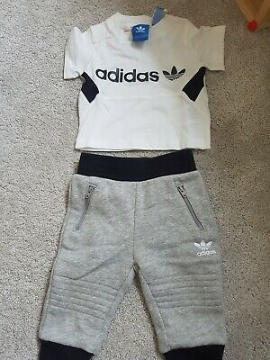 Baby boy adidas tracksuit 3-6 Months