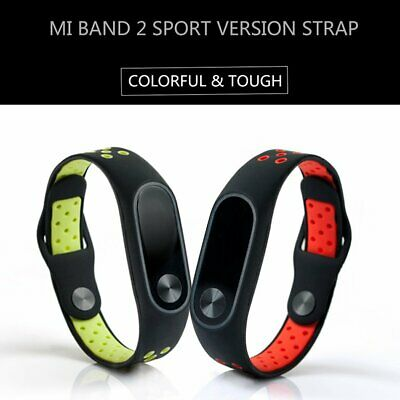 Replacement Silicone Wristband Band Strap For Xiaomi Mi Band 2 SMART Bracelet