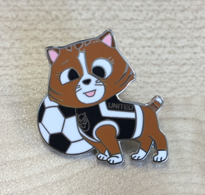 Newcastle United Paw Patrol  Enamel Pin Badge