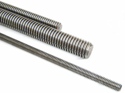 M3, M4, M5, M6, M8, A4 Stainless Steel Threaded Rod /Bar/Allthread/Studding