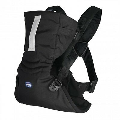Chicco Urban Easy Fit Duel Facing Baby Carrier Black Night