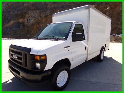 2012 Ford E-350 12' Box Truck Used