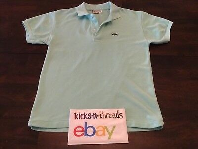 2a0aef819dbf Vintage Chemise Lacoste Polo Shirt ( Mens Medium ) Mint Green Preowned