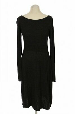 Vero Moda Kleid Damen Dress Damenkleid Gr. INT M grau #e324a18