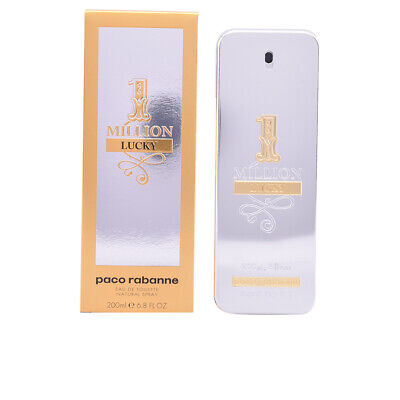 Perfume Paco Rabanne hombre 1 MILLION LUCKY edt vaporizador 200 ml