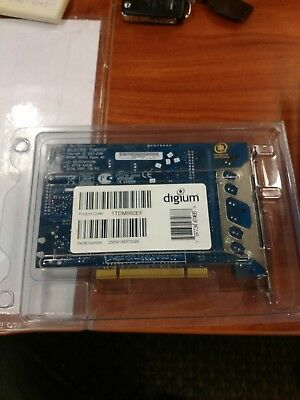 WILDCARD TDM800P 8 Port Analog Asterisk card PCI card