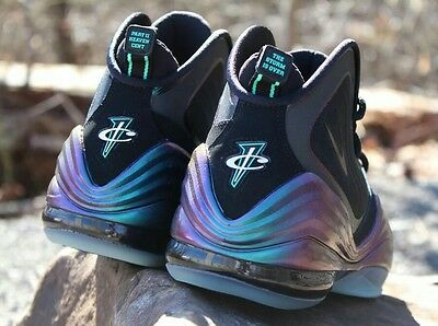 online store 04a79 4fbd0 Nike Air Penny V Invisibility Cloak   Glow In The Dark  sz. 10.5