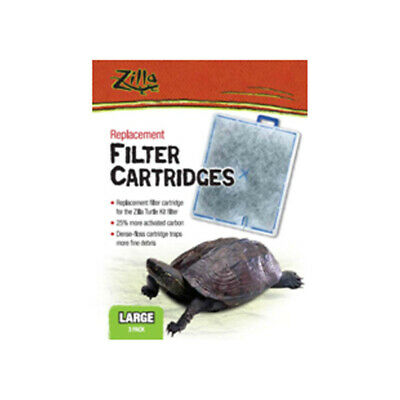 Zilla Cartridge Large 3 Pack