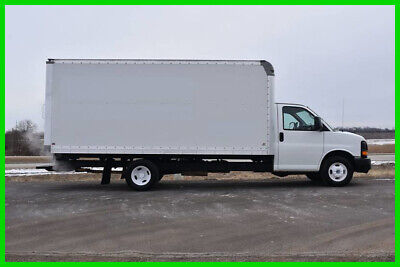 2012 GMC 3500 16ft Box Truck - Delivery Truck - Wholesale Pricing To The Public!
