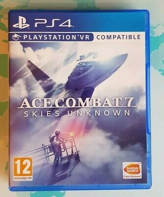 Ace Combat 7: Skies Unknown (PS4) PlayStation 4