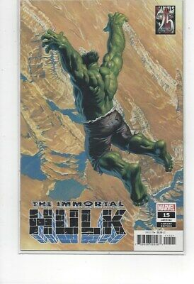 Immortal Hulk #15 Marvels 25Th Anniversary Alex Ross Variant