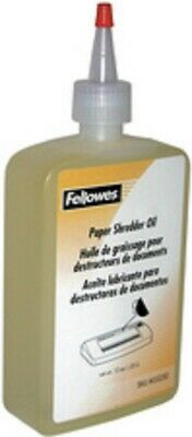 Fellowes huile de graissage pour destructeur de documents, 350ml