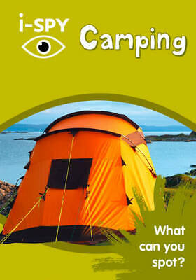 i-SPY Camping: What can you spot? (Collins Miche, i-SPY, New