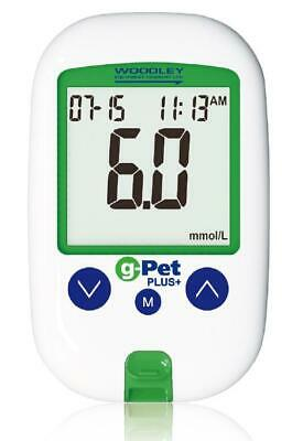 G-Pet Veterinary Glucometer Plus | Dogs, Cats, Horses & Ponies