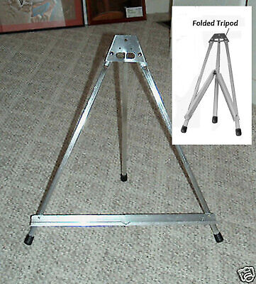 ALUMINUM TRIPOD / Display