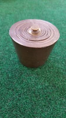Antique Nesting Weights, Cup, Apothecary, Banking, 2lb 3oz c.1800-1900
