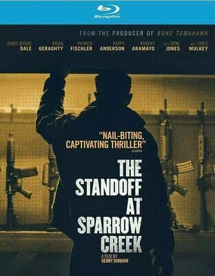 The Standoff At Sparrow Creek  Bluray W/slipcover  2019  Brand New Free Shipping