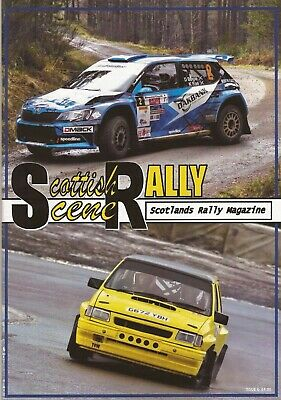 Scottish Rally Scene Magazine - Issue 6