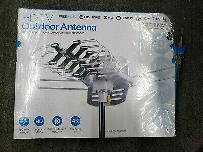 Ematic HD TV Outdoor Antenna