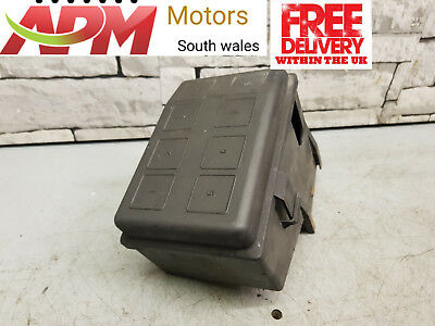 Vauxhall Astra G Cdti 1 7 Under Bonnet Fuse Box Relay Cover
