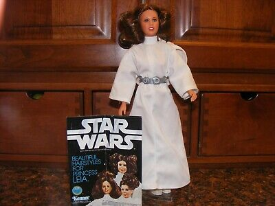Star Wars Vintage 1978 12 Inch Princess Leia Figure Doll By Kenner EUC