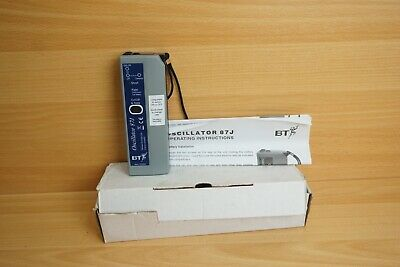 BT Oscillator 87J Tempo 315569 BOXED WITH PAPERWORK BT VIRGIN MEDIA
