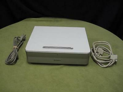 Sony VPL-ES1 Multimedia Video Projector WITH REMOTE & CABLES ONLY 814 LAMP HOURS