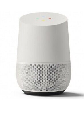 Google Home - Smart Assistant - Smart Speaker - White - Australian Version