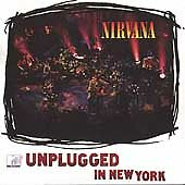 Nirvana - MTV Unplugged in New York - Nirvana CD B9VG The Cheap Fast Free Post