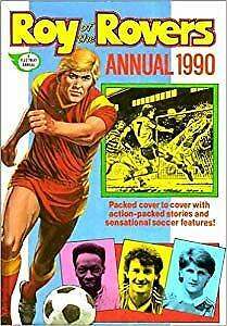 Roy of the Rovers Annual - 1990, , Used; Acceptable Book