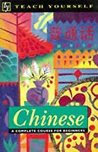 Teach Yourself Chinese (TYL), Scurfield, Elizabeth, Used; Acceptable Book