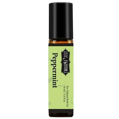 Peppermint Pre-Diluted Essential Oil Roll On 10 ml (1/3 fl oz)
