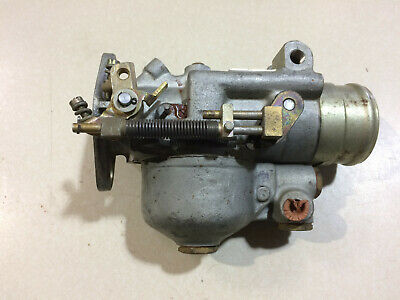 Military Rochester Carburettor Side draft  Model  NOS US Army  Tank Automotive