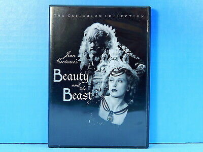 Beauty and the Beast - Jean Cocteau - Criterion Collection (DVD) Like New