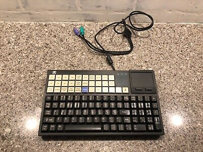 NCR Compact Keyboard for POS w/Touchpad w/ Cable 5932-6570-9090